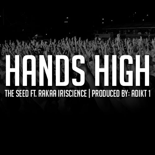 Hands High Cover