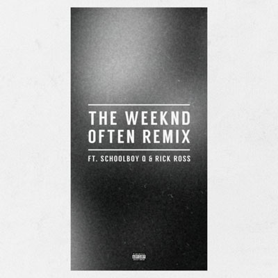 the-weeknd-often-remix