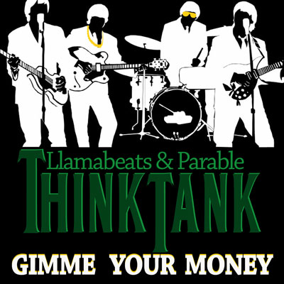 Gimme Your Money Promo Photo