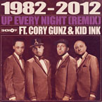 1982 ft. Cory Gunz & Kid Ink - Up Every Night (Remix) Artwork