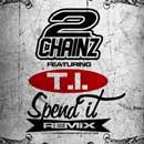Spend It (Remix) Promo Photo