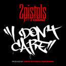 2 Pistols ft. 2 Chainz - I Don't Care Artwork