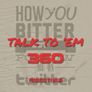 360 - Talk to 'Em Artwork