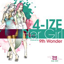 4-Ize - Her Girl Artwork