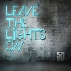 50 Cent - Leave the Lights On Artwork