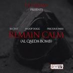 50 Cent ft. Snoop Dogg & Precious Paris - Remain Calm Artwork