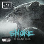50 Cent ft. Trey Songz - Smoke Artwork