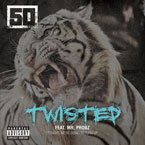 50 Cent ft. Mr. Probz - Twisted Artwork