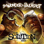 Buckshot x 9th Wonder - Crazy Artwork