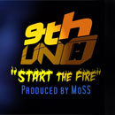 9th Uno - Start the Fire Artwork