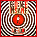 Ab-Soul - Gone Insane Artwork
