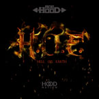 Ace Hood - H.O.E (Hell On Earth) Artwork