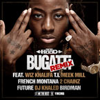 Ace Hood ft. Wiz Khalifa, T.I., Meek Mill, French Montana, 2 Chainz &amp; Future - Bugatti (Remix) Artwork