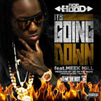 Ace Hood ft. Meek Mill - It's Going Down Artwork