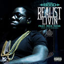 Ace Hood ft. Rick Ross - The Realist Artwork