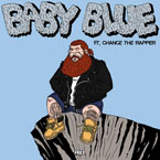 Action Bronson - Baby Blue ft. Chance The Rapper Artwork
