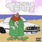 Action Bronson ft. Chauncy Sherod - Terry Artwork