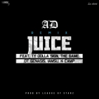 AD - Juice (Remix) ft. Ty Dolla $ign, The Game, O.T. Genasis, IamSu! & K Camp Artwork