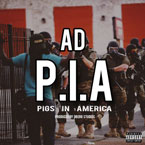 AD - PIA (Pigs in America) Artwork
