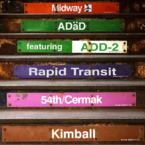 ADaD - Rapid Transit ft. Add-2 Artwork