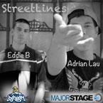 Eddie B & Adrian Lau - #Streetlines Artwork