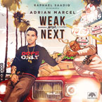 Adrian Marcel ft. Casey Veggies - I Get It Artwork