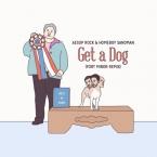 Aesop Rock & Homeboy Sandman - Get a Dog (Fort Minor Remix by Mike Shinoda) Artwork