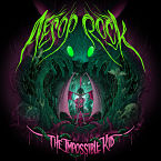 Aesop Rock - Blood Sandwich Artwork