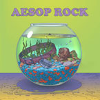 Aesop Rock - Cat Food Artwork