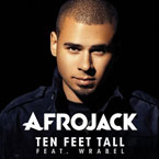 Wrabel x Afrojack - Ten Feet Tall Artwork