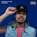 A.J. Crew - Breathe Here Artwork