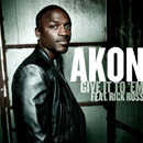 Akon ft. Rick Ross - Give It to Em Artwork