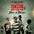 Akon & Waka Flocka Flame - Had It Hard Artwork