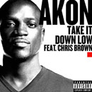 Akon ft. Chris Brown - Take It Down Low Artwork