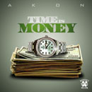 Akon ft. Big Meech - Time Is Money Artwork