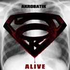 Akrobatik - Alive Artwork