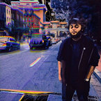 Alex Wiley - Quicksilver ft. Kembe X Artwork