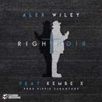 Alex Wiley - Right Right ft. Kembe X Artwork