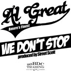 Al Great ft. Daysia Star - We Don't Stop Artwork
