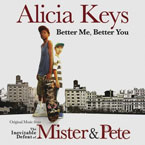 Alicia Keys - Better You, Better Me Artwork