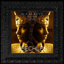 Alicia Keys ft. Eve - Speechless Artwork