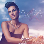Alicia Keys - Tears Always Win Artwork