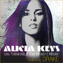 Alicia Keys ft. Drake - Un-Thinkable (I'm Ready) (Remix) Artwork