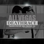 Ali Vegas ft. Golden Chyl - Death Race Artwork