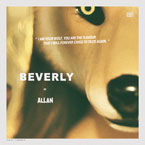 Allan Rayman - Beverly Artwork