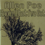 Allen Poe - Know What I Got Artwork