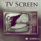 TV Screen Artwork