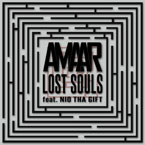 Amaar ft. Nio Tha Gift - Lost Souls Artwork