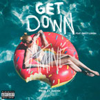 Aminé ft. Emily Libera - Get Down Artwork