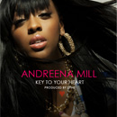 Andreena Mill - Key 2 Your Heart Artwork
